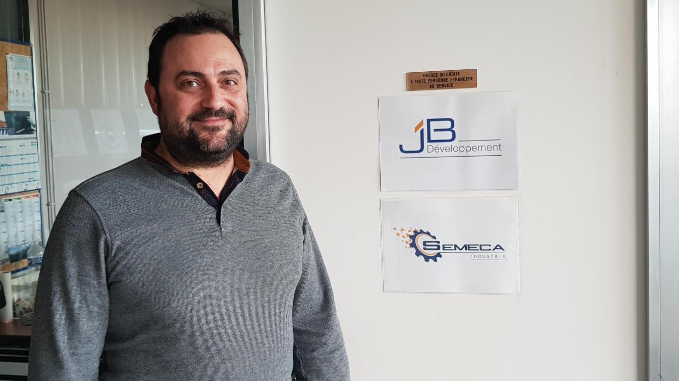 Verquin : Semeca Industrie vient d'être créée et d'embaucher plus de 20 personnes