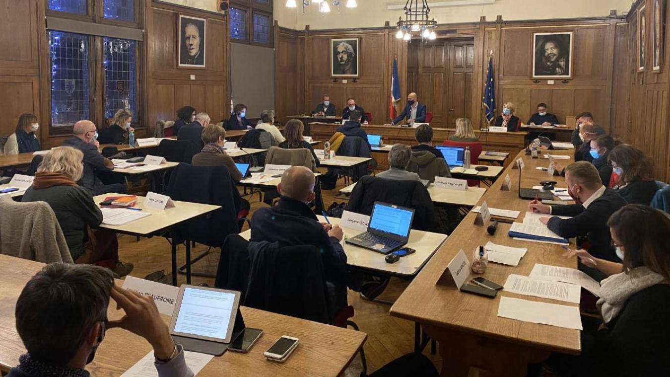 Un nouveau règlement au conseil a été adopté le 17 décembre.