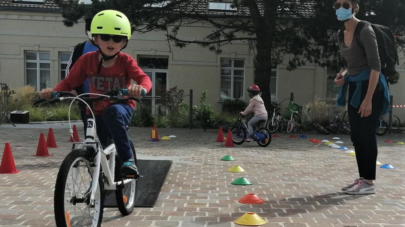 Après le vélo en 2019, la sécurité routière a été choisi pour le budget participatif 2020.