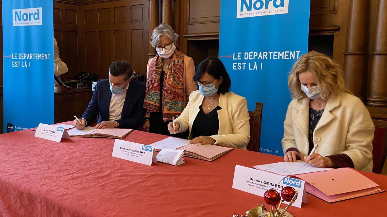 Estaires : la ville signe une convention pour lutter contre l'isolement