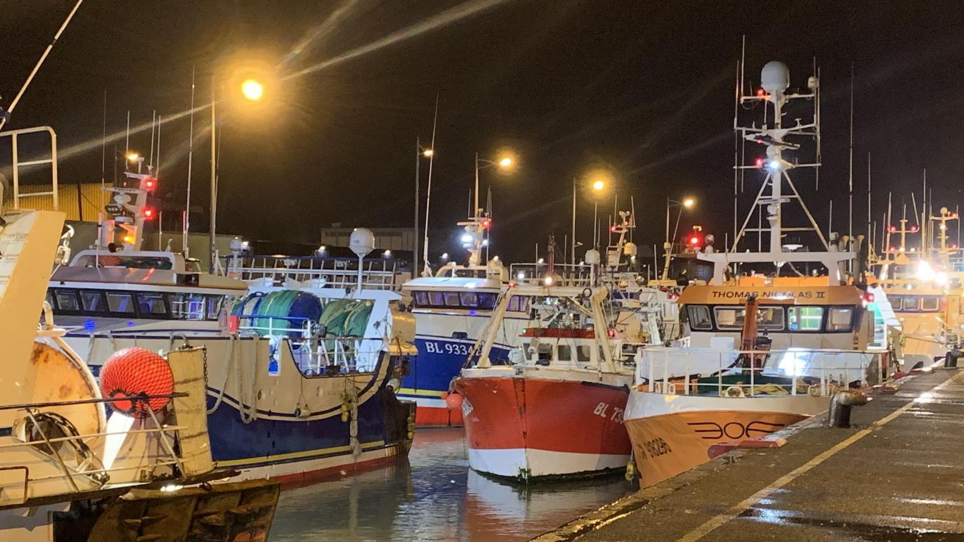 Les pêcheurs boulonnais sont contents de pouvoir continuer à pêcher dans les eaux britanniques, mais s'interrogent encore sur la suite des événements.