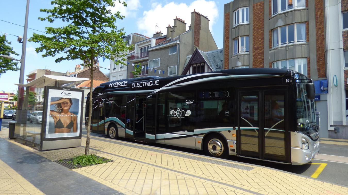 Les bus ne circulent pas le 1er janvier.