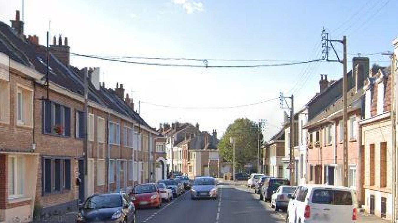 L'accident s'est produit le 19 décembre 2019, rue Winston-Churchill, à Dunkerque.