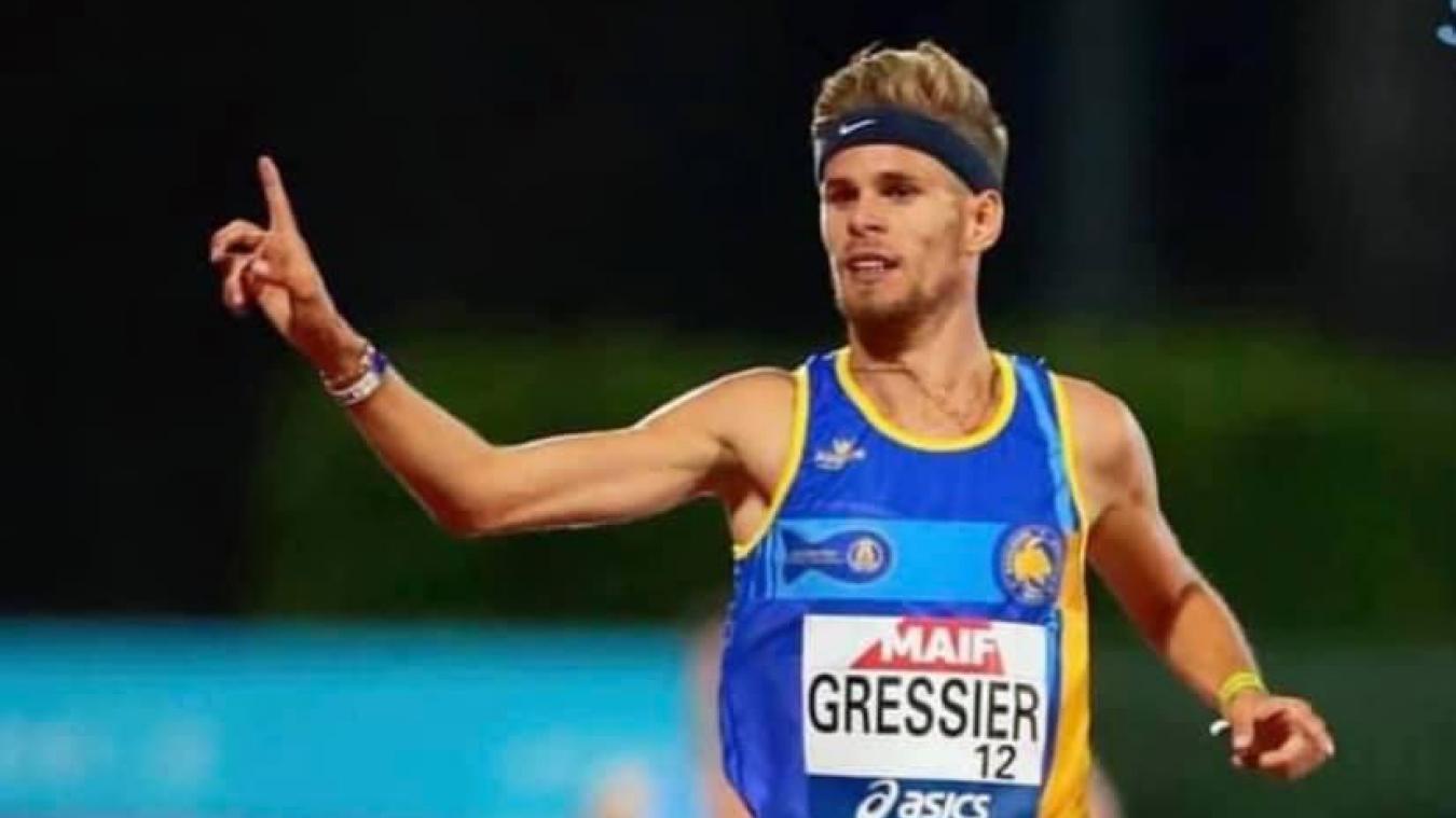Jimmy Gressier conserve son titre et son record européens.