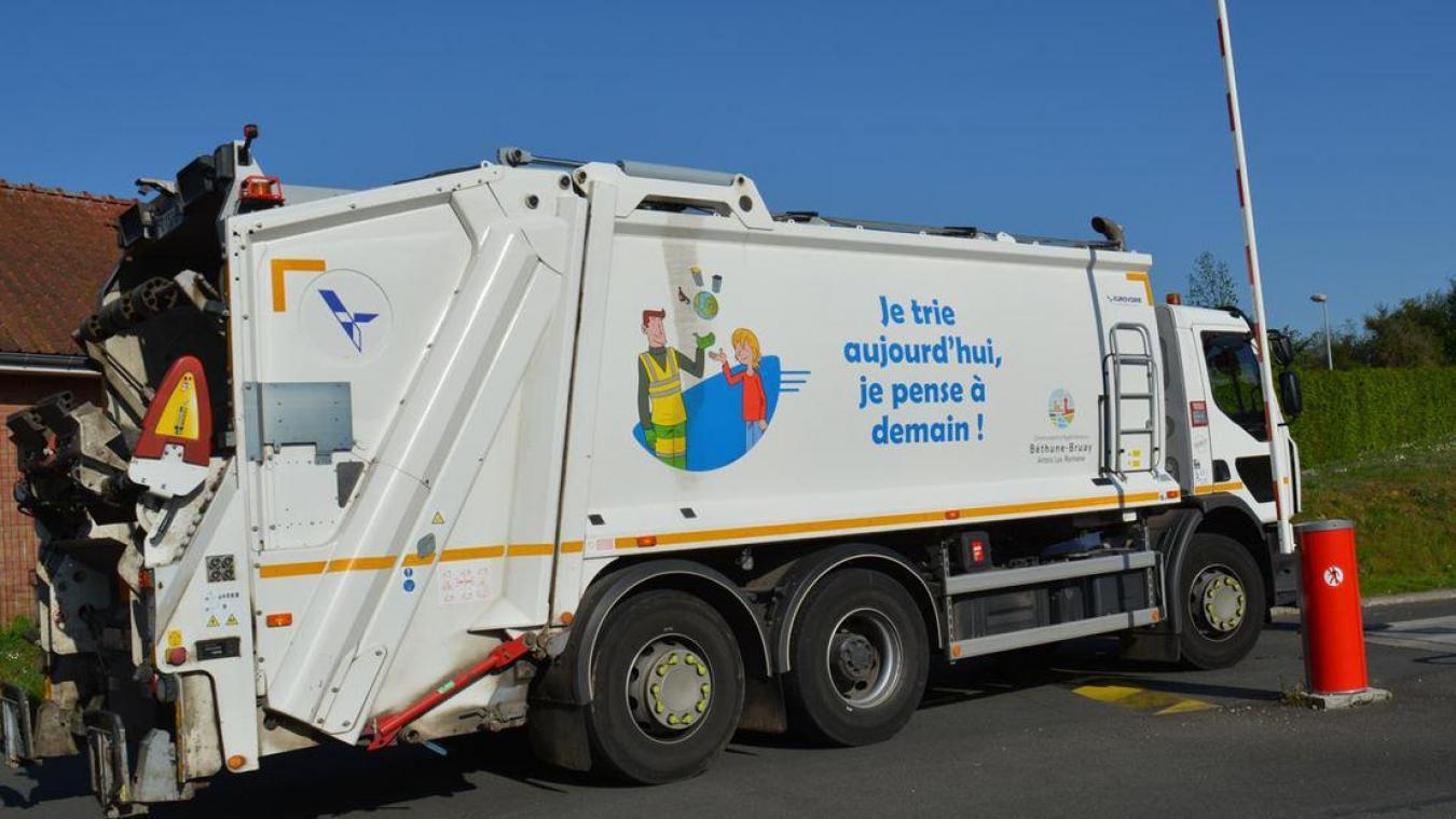 Les poubelles seront ramassées les lendemains de Noël et Nouvel-an.