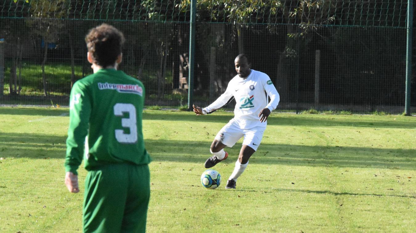 Josuet Eoga évoluait depuis deux saisons à l'US Pays de Cassel.