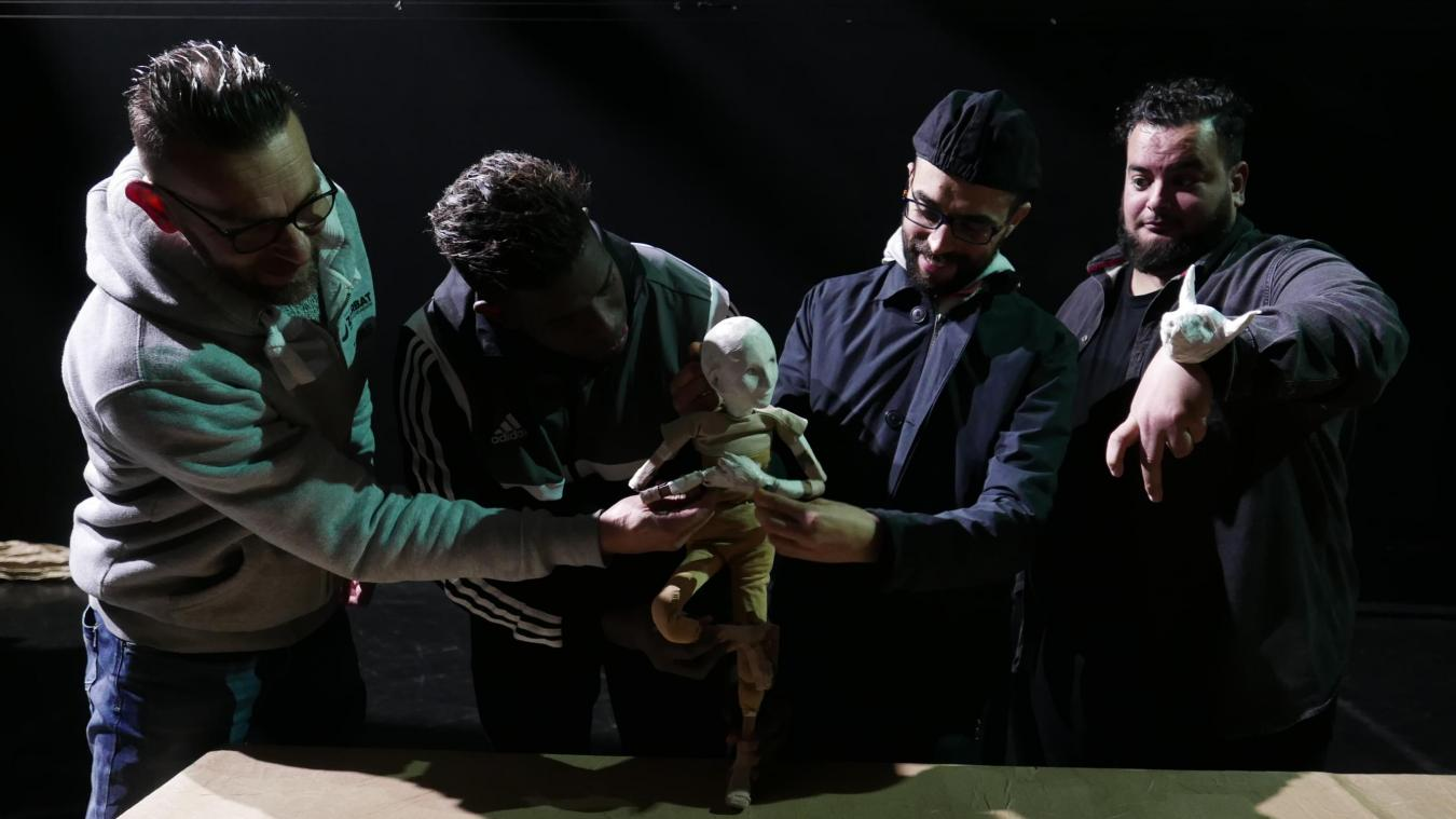 Le prochain spectacle de la compagnie Zahrbat s'adressera aux enfants de tous les âges.