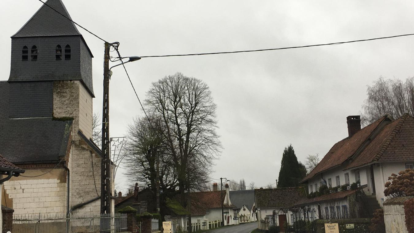Long d'1,5 kilomètres, le village d'Inxent est cependant un des plus petits de la CA2BM. Il compte un peu plus de 160 habitants.