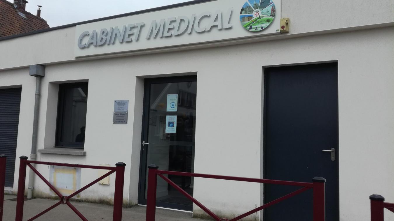 Le cabinet médical a ouvert ses portes fin septembre 2017. Dès l'ouverture, deux infirmiers libéraux s'y étaient installés mais un médecin manquait.
