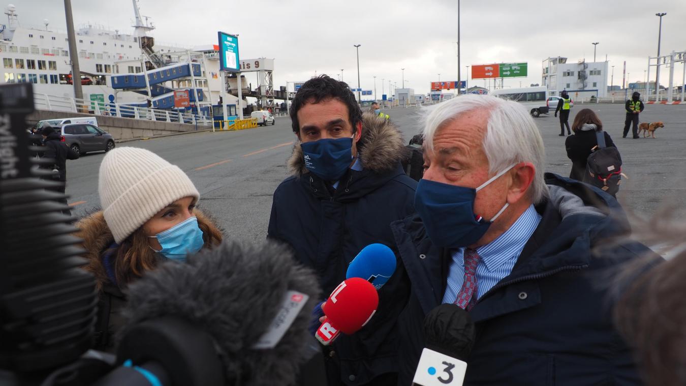 À Calais : ce n'est que le début de l'après Brexit