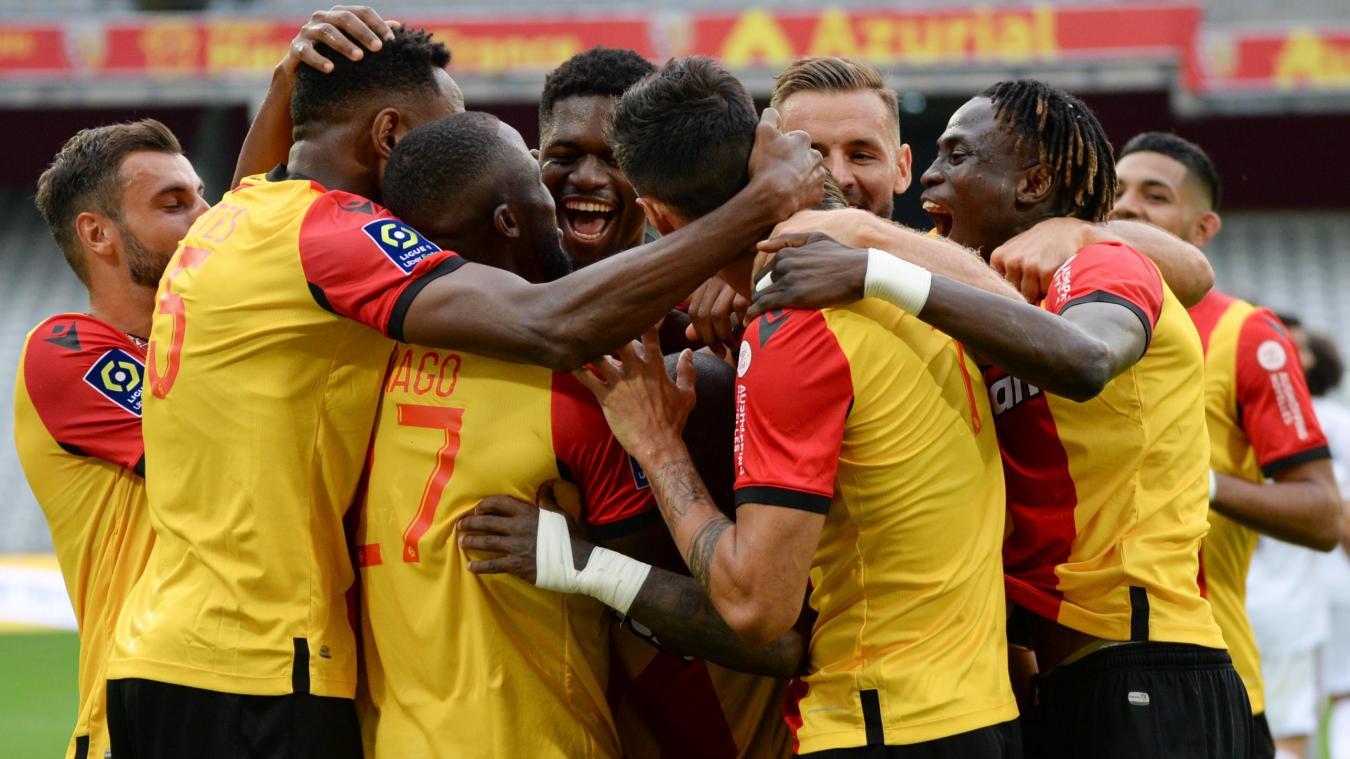 Les Lensois sont septièmes avec huit matches remportés en 16 rencontres disputées.