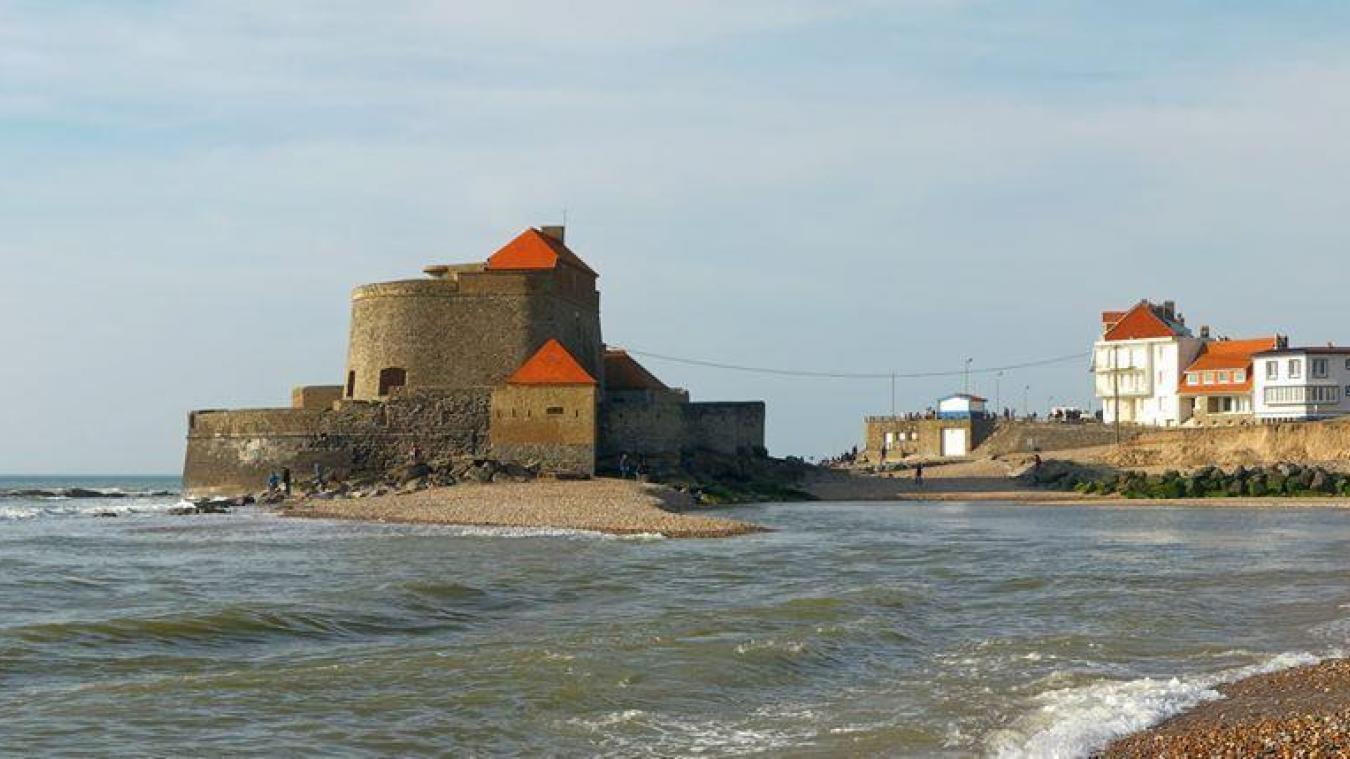Ambleteuse : le Fort Vauban bientôt classé au patrimoine mondial de l'Unesco ?