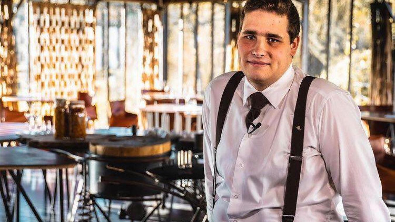 Rodolphe Pugnat a été sacré meilleur sommelier de l'année par le prestigieux guide gastronomique le Gault et Millau.