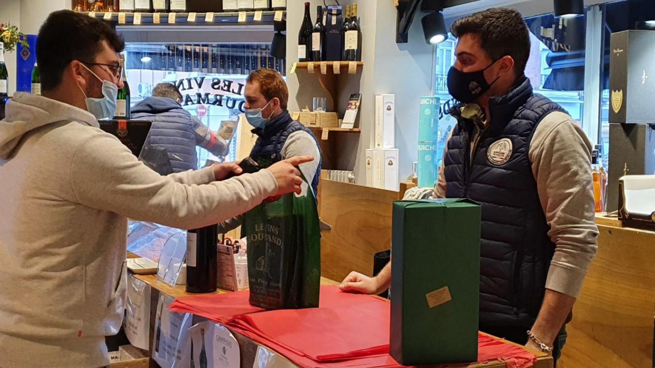 Les vins gourmands ont connu un Noël équivalent à celui de 2019.