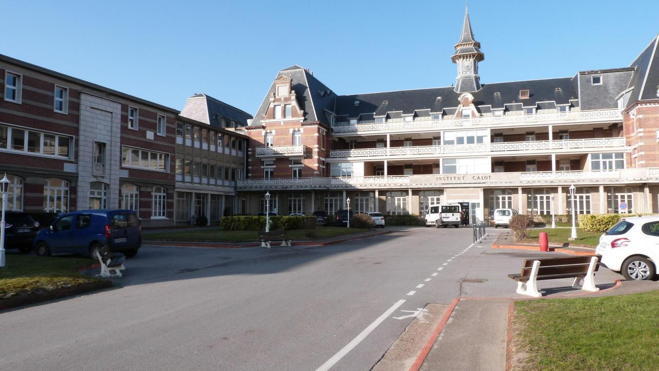 Berck-sur-Mer a la particularité d'avoir plusieurs établissements hospitaliers sur son territoire.