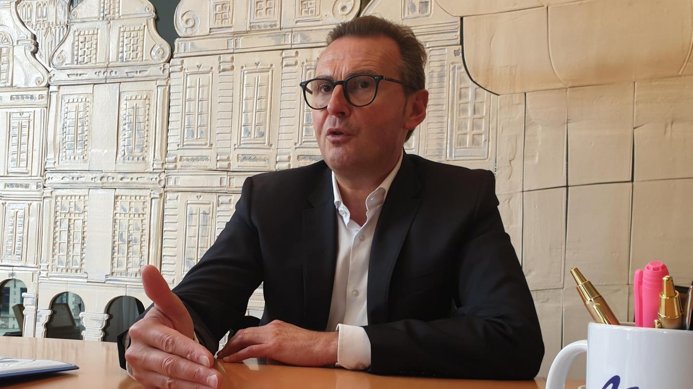 Arras: Frédéric Leturque favorable aux vaccinodromes