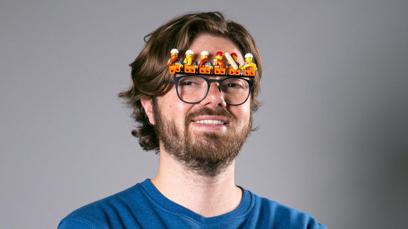 Le candidat de Lego Masters a été éliminé lors de la deuxième émission. (Crédits : M6)