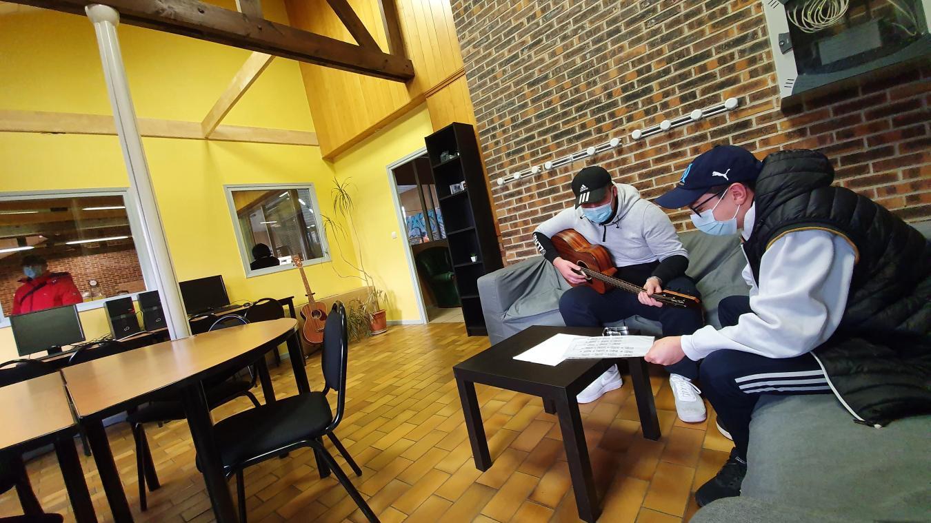 Ruitz : Une nouvelle salle pour la maison des jeunes