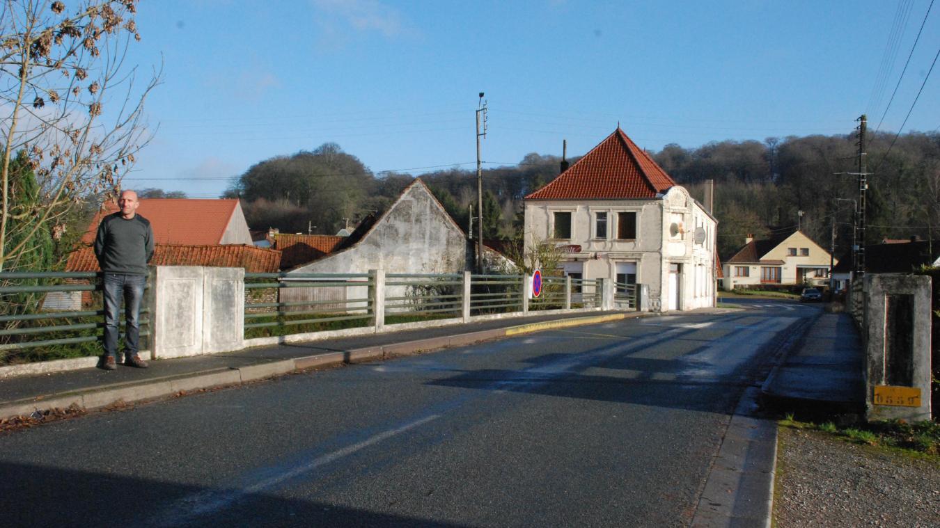 La rue du Grand-Pont va faire l'objet d'aménagements afin de réduire la vitesse.