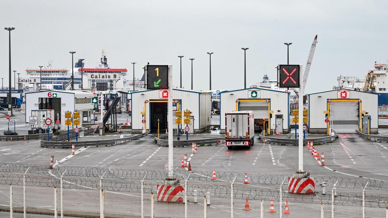 Brexit : les entreprises mieux préparées que prévu à Calais?