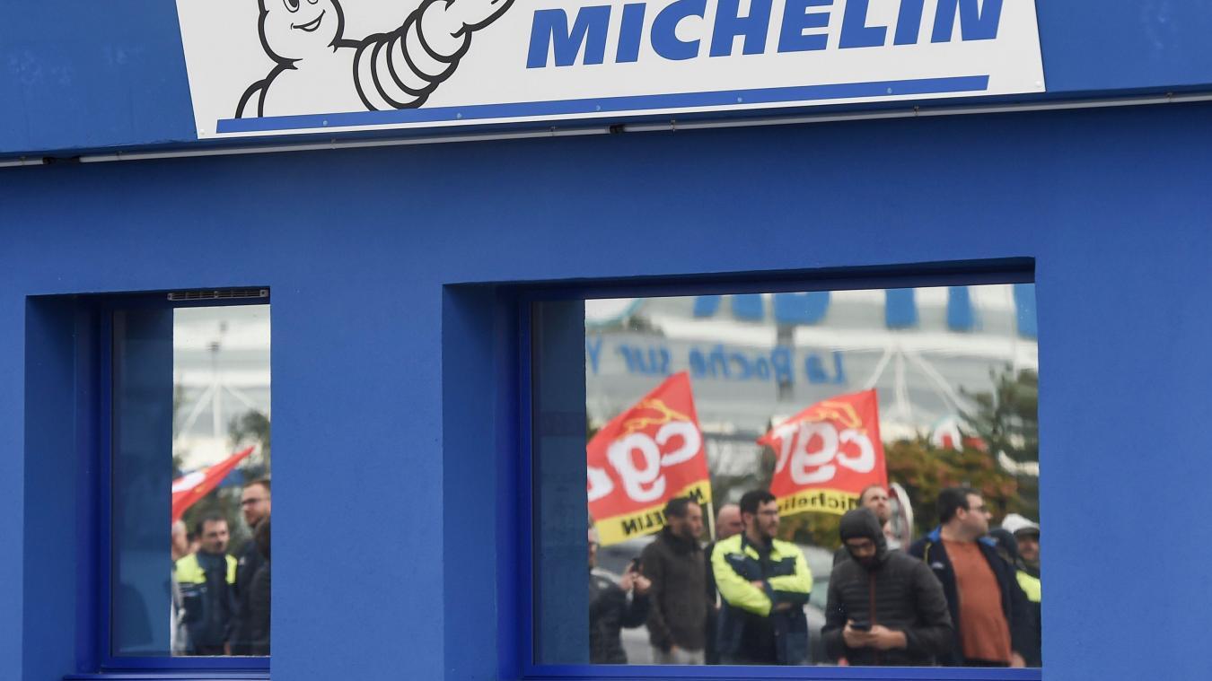 Michelin assure qu'il n'y aura pas de fermeture d'usines.