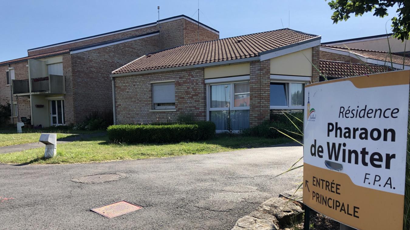 Fin juin, le propriétaire, Habitat Hauts-de-France, a engagé des travaux d'étanchéité des balcons.
