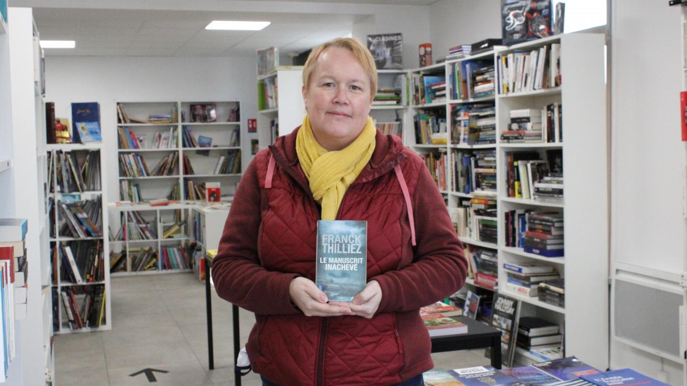 Marie-Hélène vous propose un thriller des plus passionnant à lire cette année.