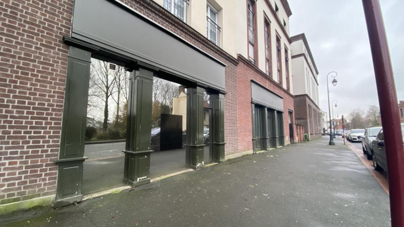 Le distributeur de la rue Anatole-France a été enlevé avant les fêtes.