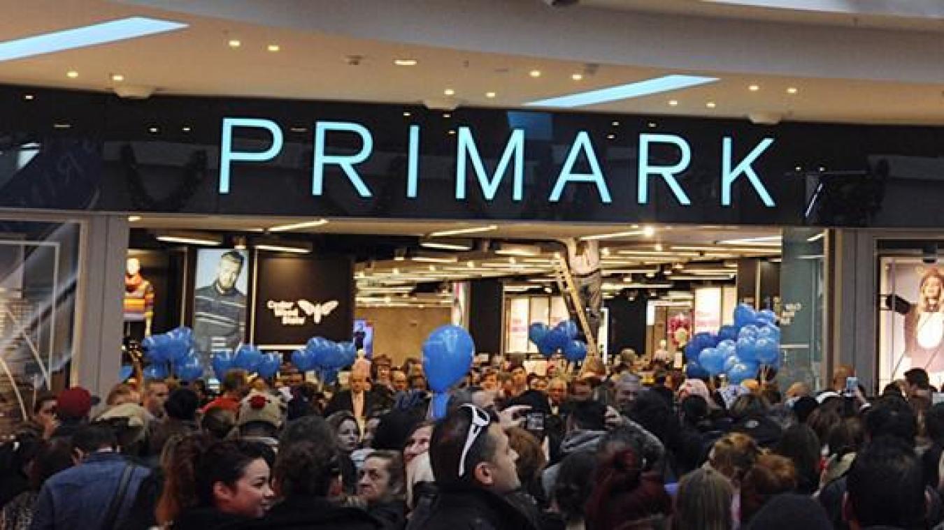 Dans quelle ambiance ouvrira le magasin Primark à Cité Europe ?