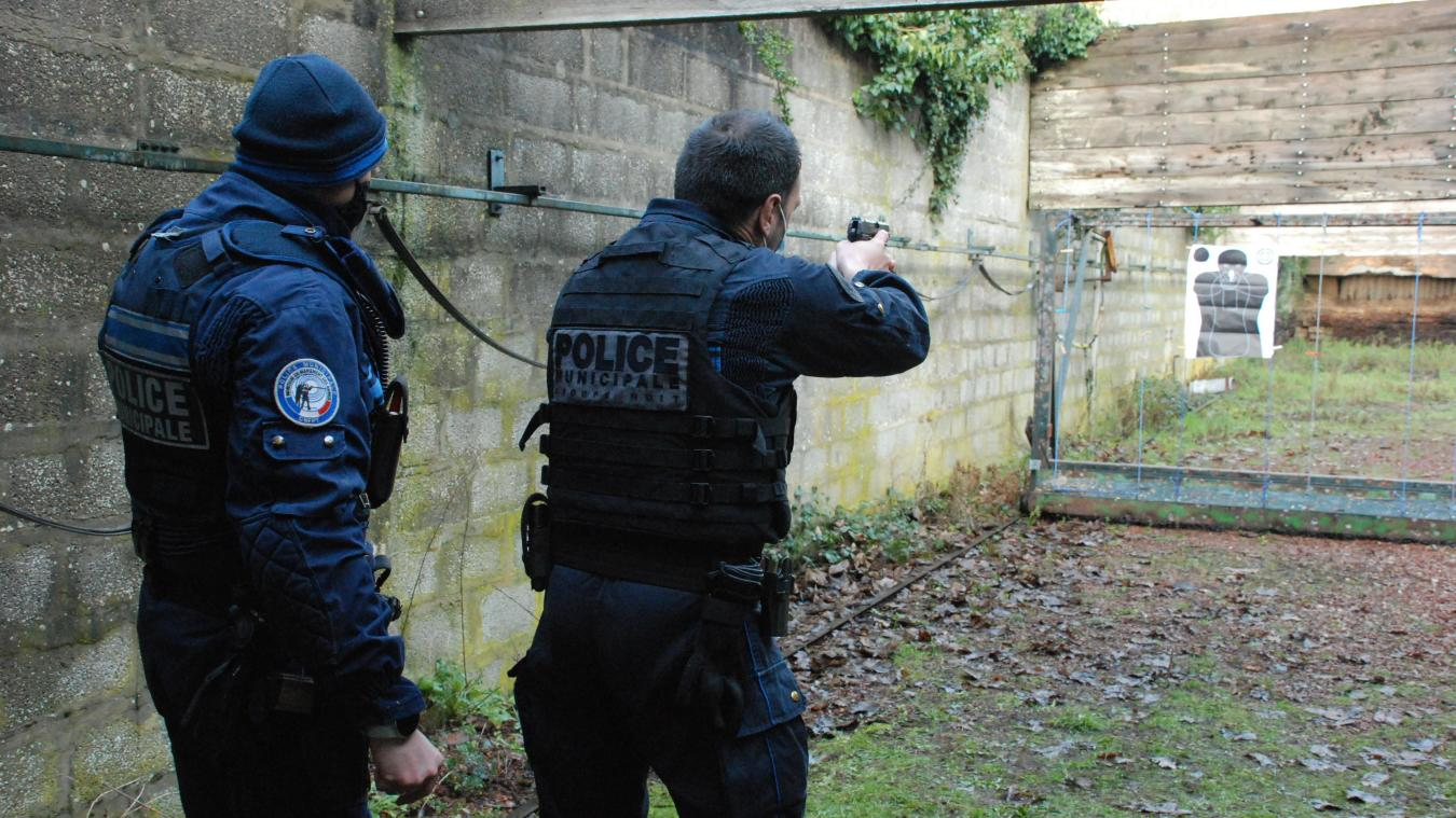 Quelques jours par mois, les policiers municipaux des Hauts-de-France seront présents à Hesdin.