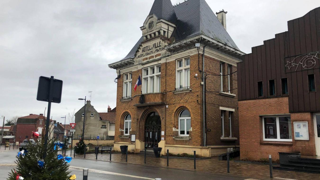 Presque un siècle d'existence pour le bâtiment qui accueille la mairie.