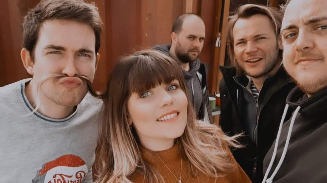 Béthune : Clémence sort un album pop-rock