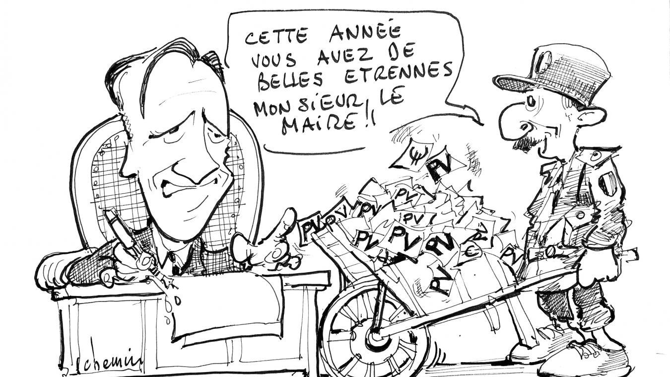 Le coup de plume de Michel Chemin