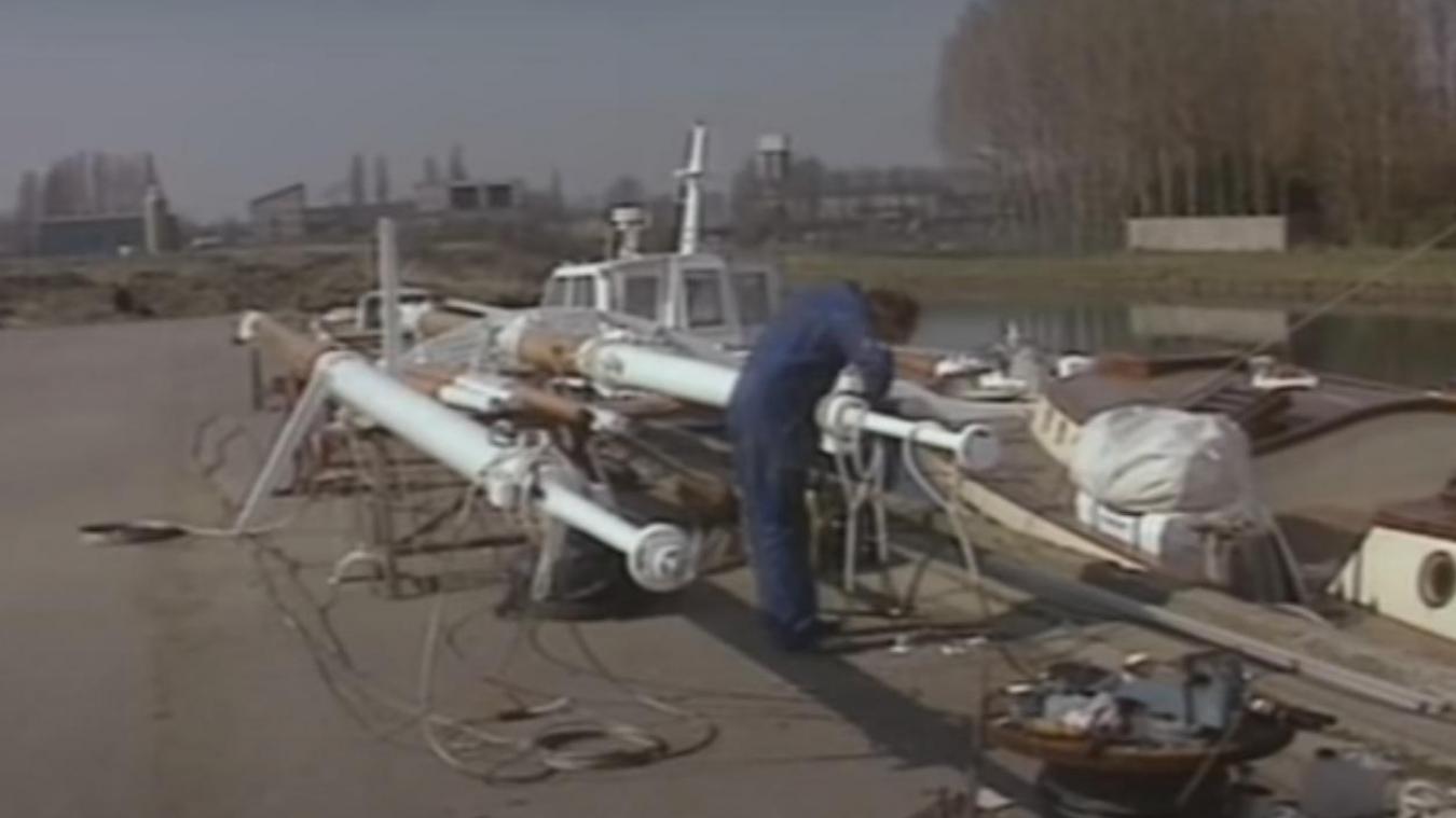 Extrait du documentaire le Shpountz diffusé sur France 3.