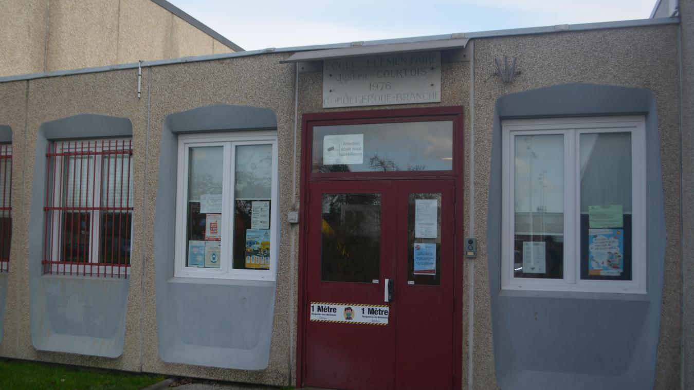L'école Courtois avait été visitée le 18septembre 2015.