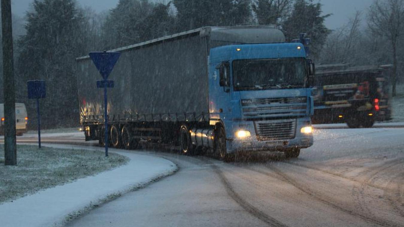 Météo : restriction de circulation dans le Pas-de-Calais pour certains véhicules à partir de 22 heures ce jeudi 14 janvier