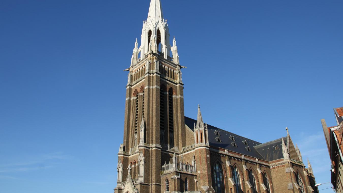 L'église Saint-Vaast continuera sa mue en 2021.