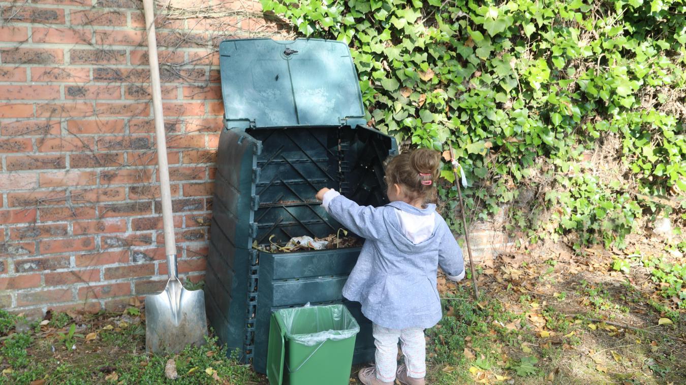 Une formation de guide composteur est proposée.