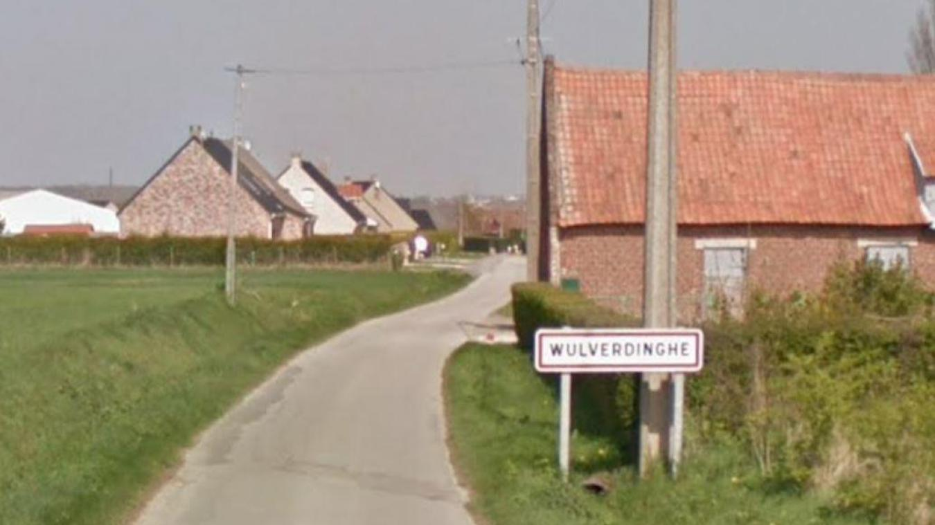 La collecte des encombrants débute dès 6h à Wulverdinghe.