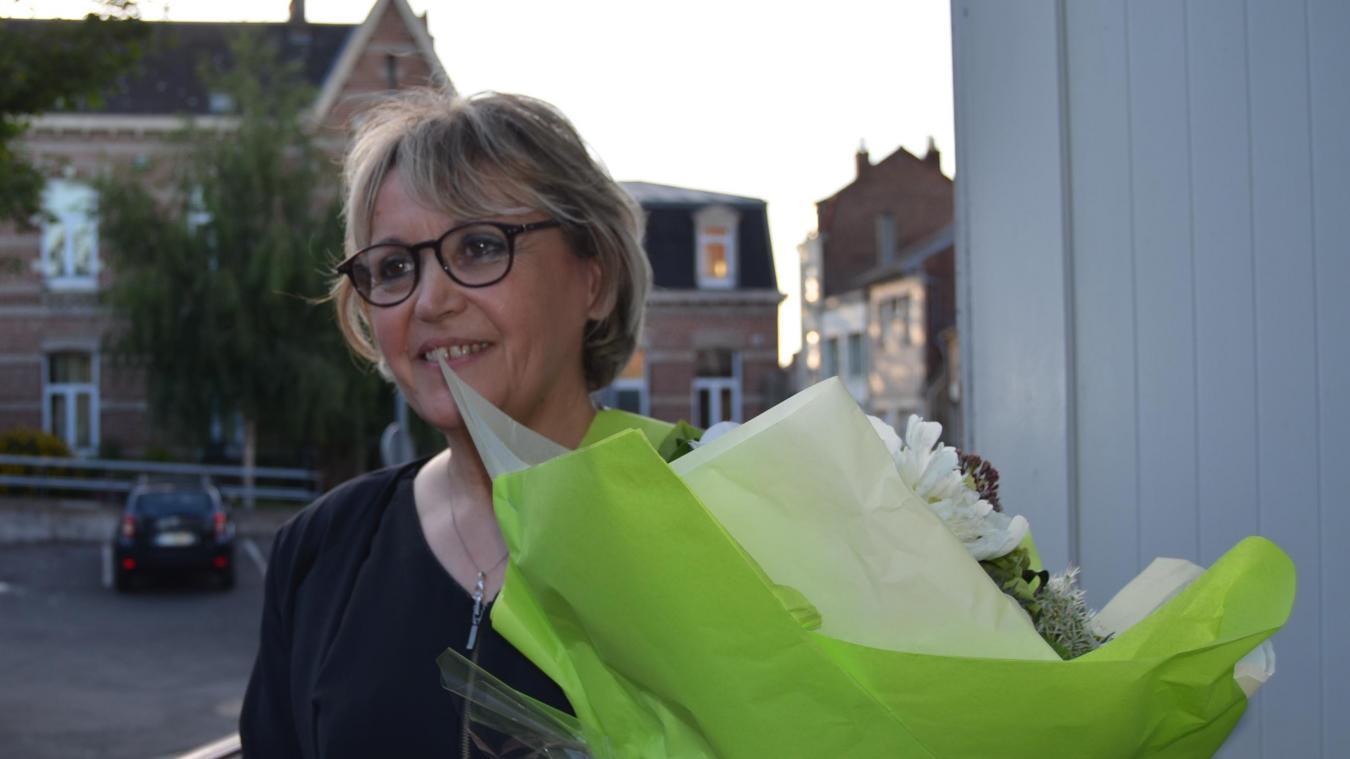 Carole Dubois est arrivée en tête au deuxième tour des élections municipales le 28 juin et a été élue maire le 5 juillet 2020.