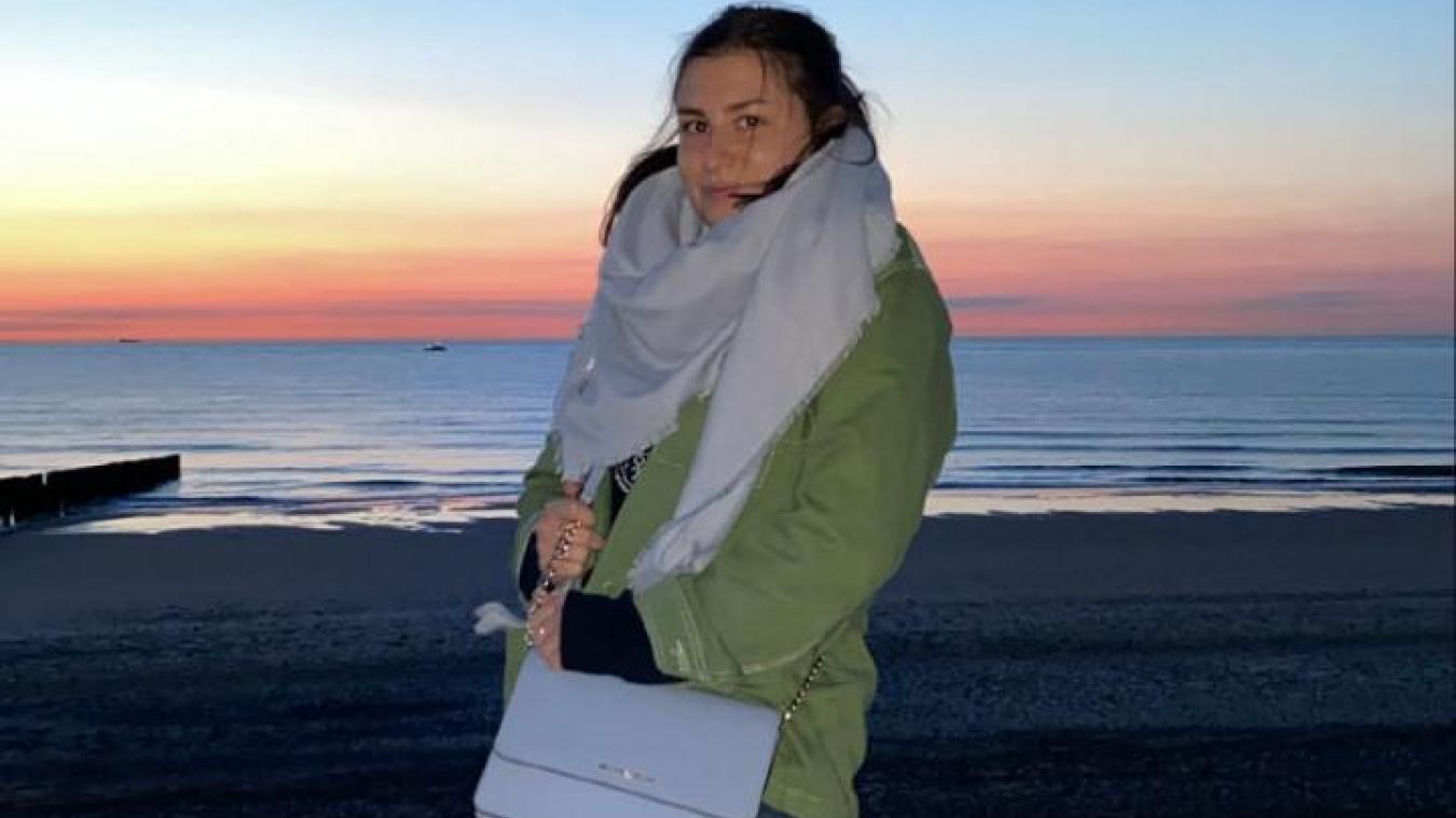 Inès Maillard est la seule étudiante de l'Ulco partie au Royaume-Uni dans le cadre d'Erasmus ce semestre.