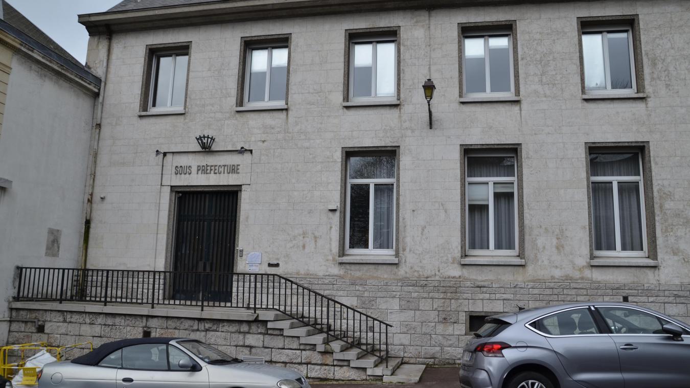 Boulogne-sur-Mer : la sous-préfecture fermée au public pour chantier