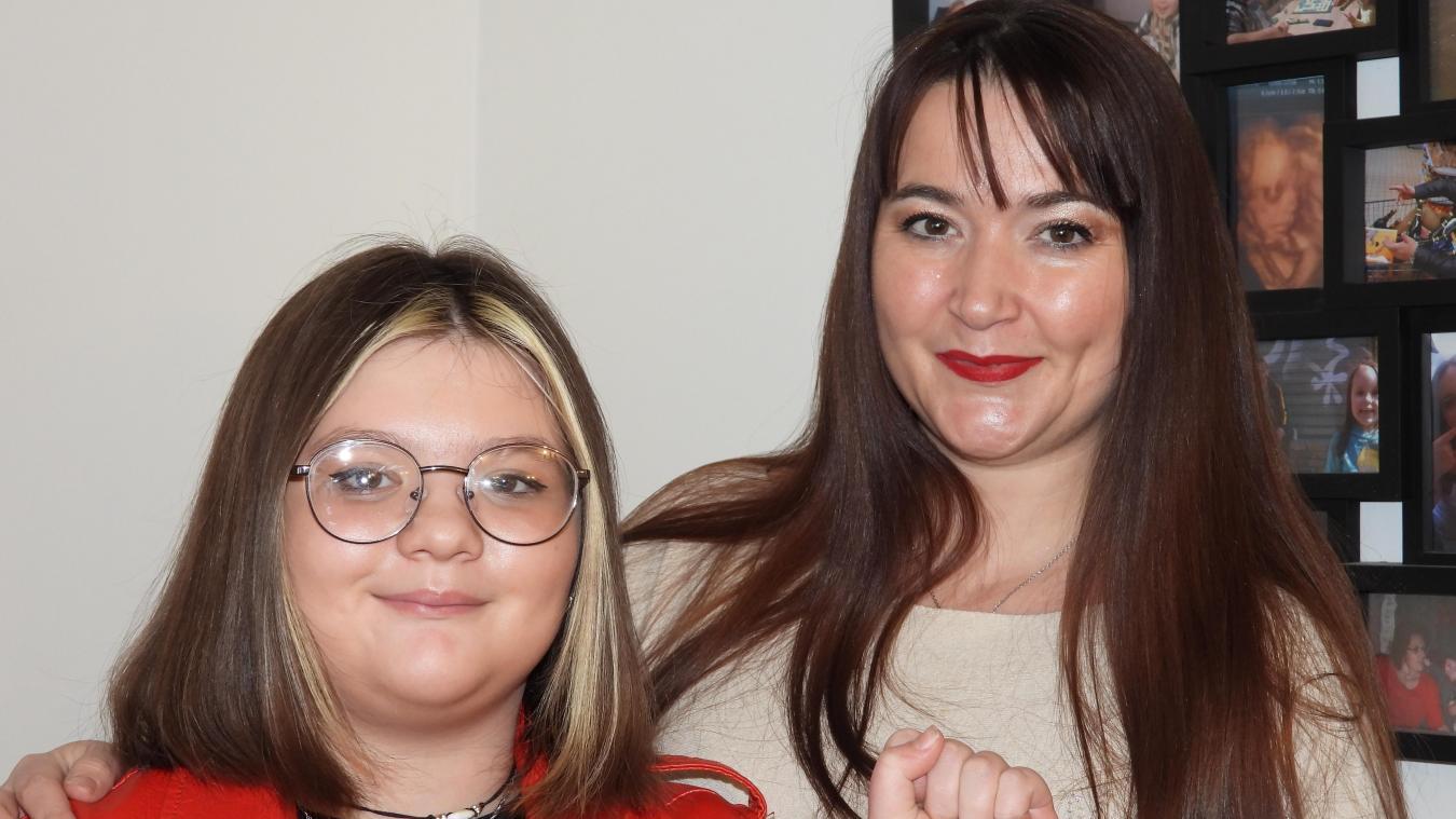 Welonna (à gauche) a été élue personnalité de l'année 2020 par nos lecteurs.