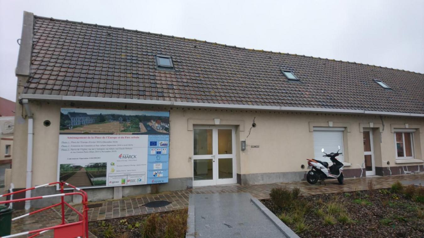 Le CCAS s'installera dans les prochaines semaines dans les anciens locaux du centre Cousteau.
