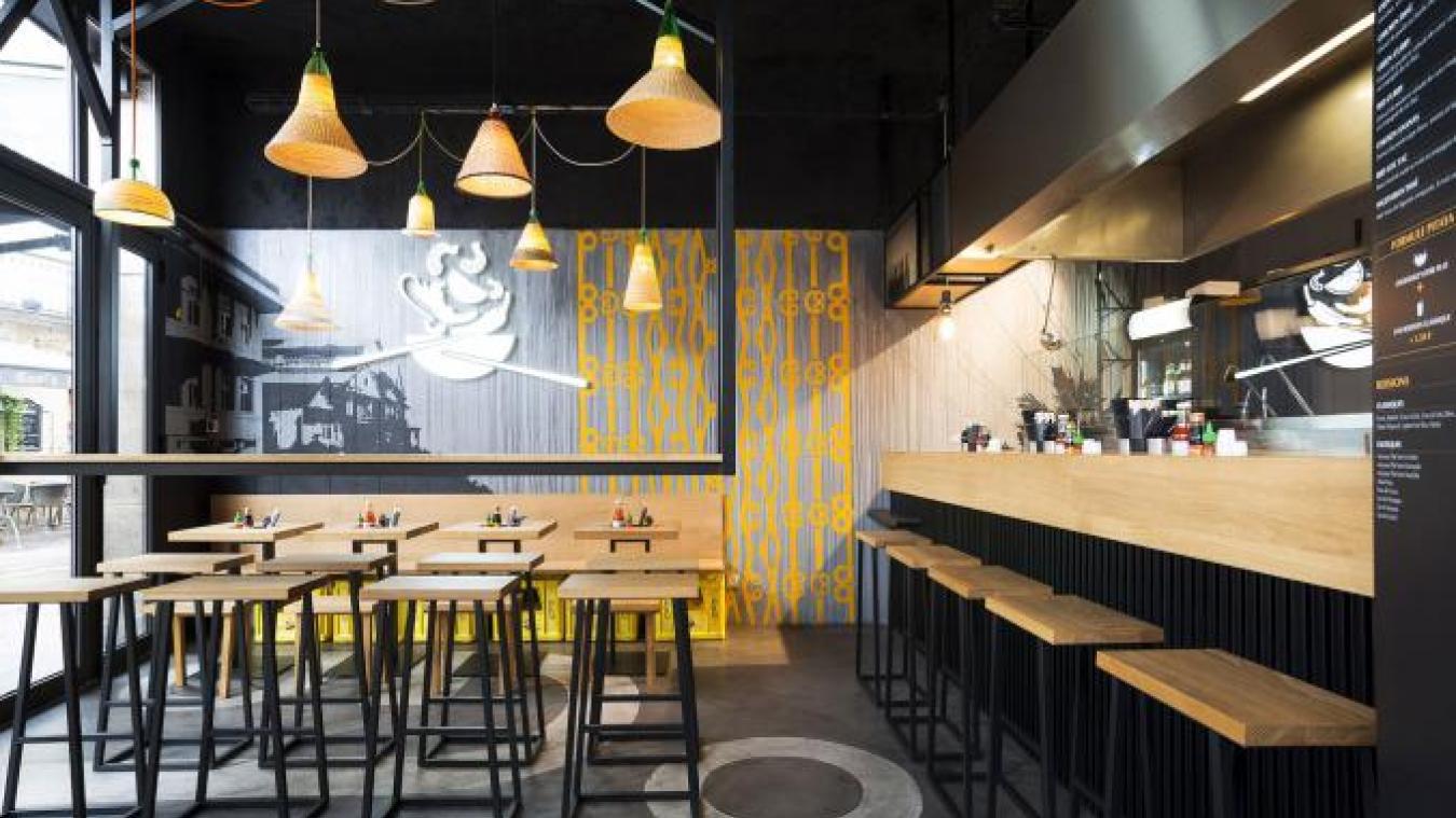 Pitaya est une chaîne de restaurants spécialisés dans la cuisine thaïlandaise.