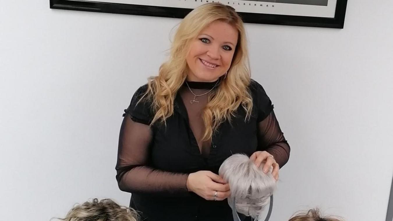 Marjorie a géré son propre salon de coiffure sur Grande-Synthe, pendant plus de 14 ans.
