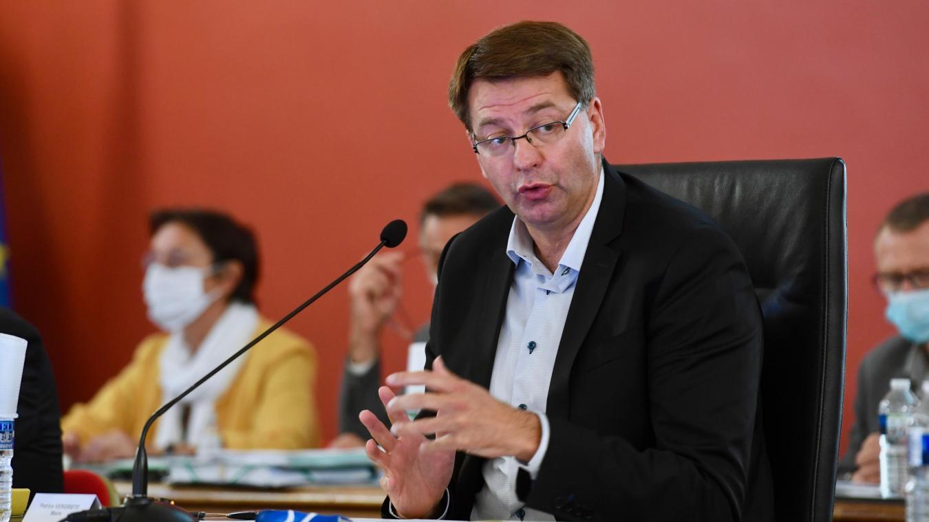 Patrice Vergriete, maire de Dunkerque et président de la Communauté urbaine de Dunkerque, explique pourquoi il ne faut pas s'alarmer à la lecture de ces chiffres. JL Burnod