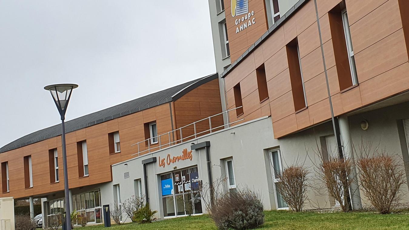 Le 8 janvier, un premier cas a été détecté au sein de l'établissement des Charmilles qui compte 66 chambres individuelles.