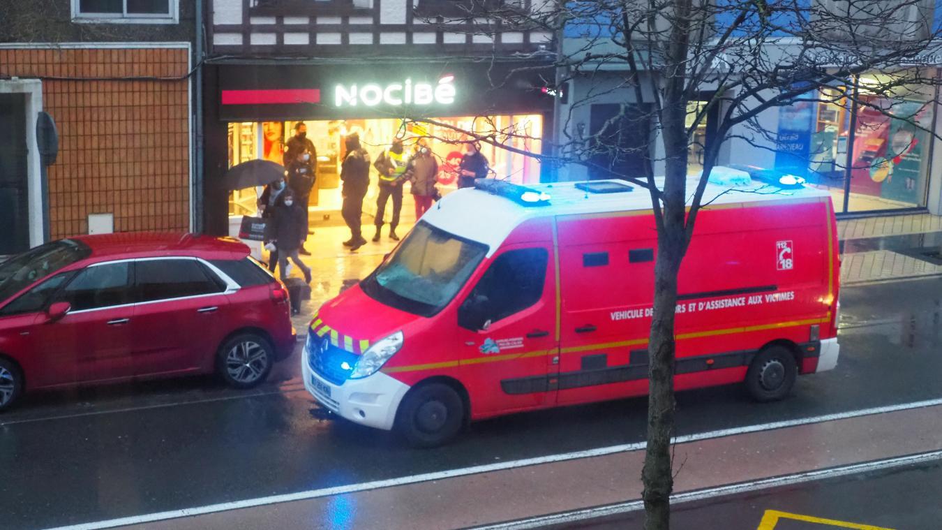 La victime est décédée malgré l'intervention des secours.