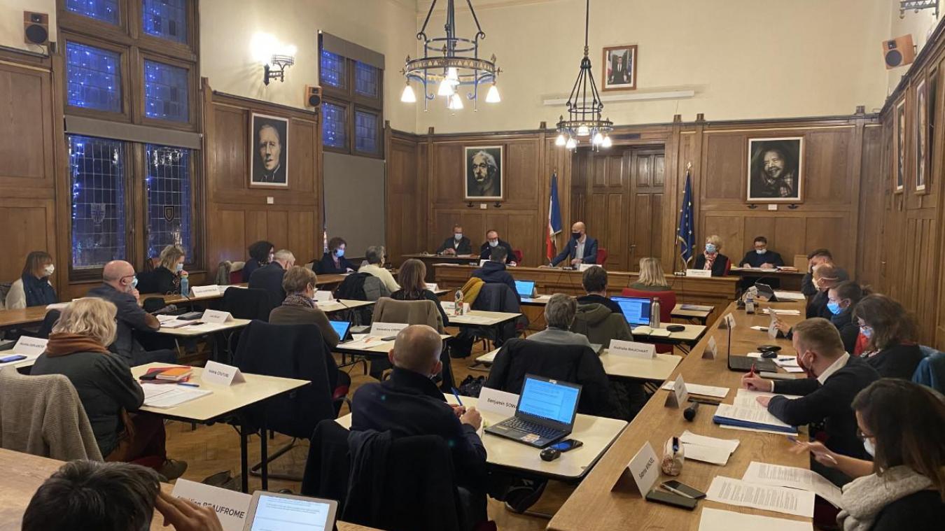 Le 17 décembre, le conseil a voté en faveur d'un moratoire sur la 5G.